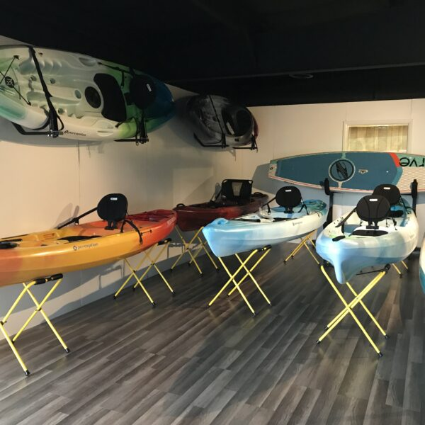 Kayaks ( sold out until late August)